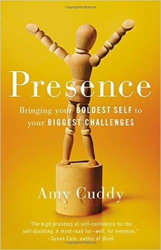 Presence – Book Recommendation