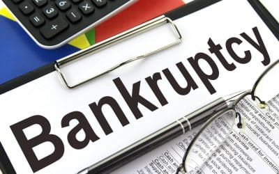 Recovering from a Bankruptcy